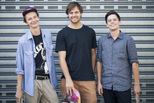 Ilya, Chris, Alaric