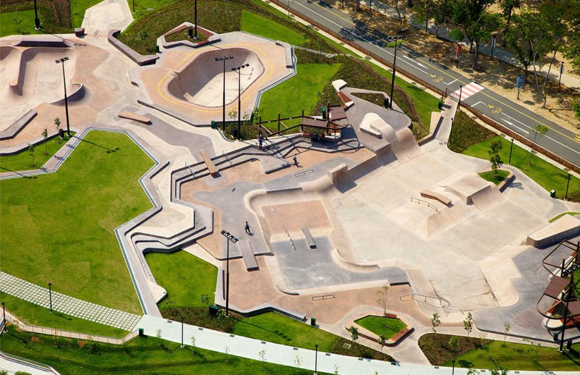 Condos near the East Coast Park offer a serene and ... |East Coast Park Shelter