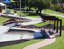 Collie Skate Park opens during National Youth Week