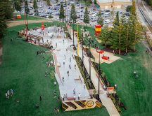 Opening Day video from Fremantle's Esplanade Youth Plaza
