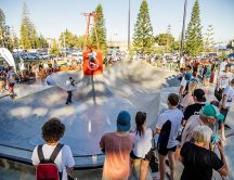 Fremantle's Esplanade Youth Plaza continues to garner attention