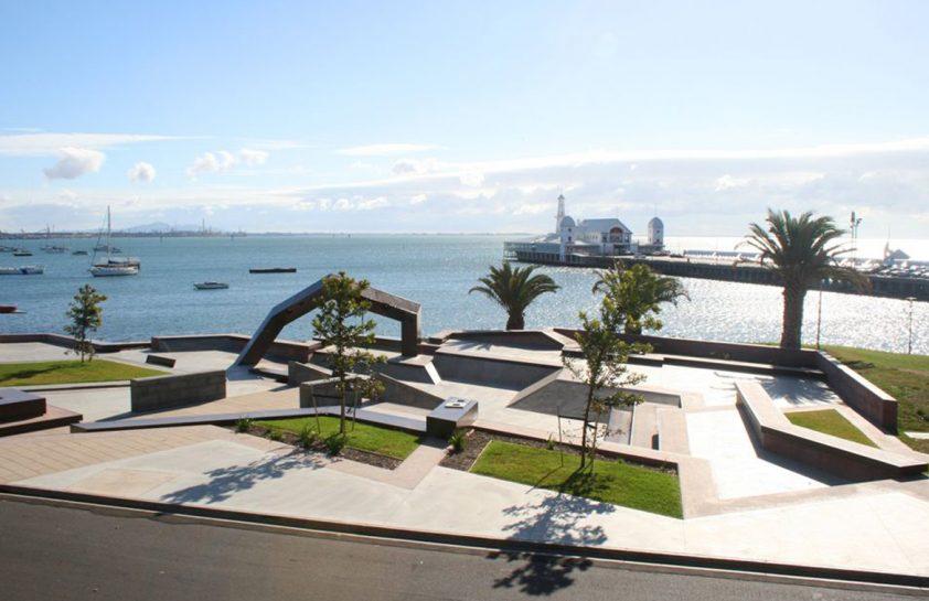 Geelong youth activities area convic for Garden design geelong