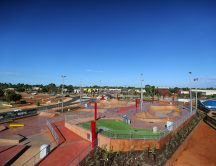 Grand Opening Event at Australia's Biggest Skate Park