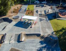Mona Vale Skate Park Video Clip