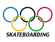 Skateboarding officially becomes an Olympic Sport