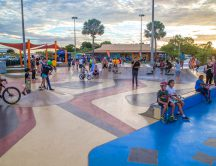 Western Australia's newest skate park officially opens