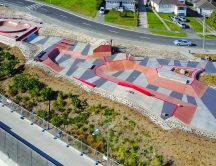 New Zealand's latest skate park is now open