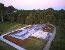 Mount Cotton Skate Park Opening