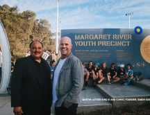 A historic opening of the Margaret River Youth Precinct
