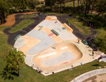 OFFICIAL OPENING OF THE BRAY PARK SKATE PARK AND PUMP TRACK